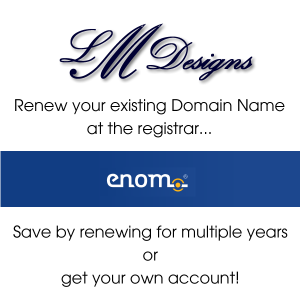 Domain Name Renewal